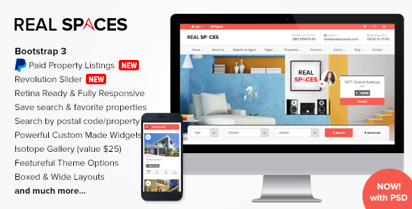 real_spaces_real_estate_wordpress_theme